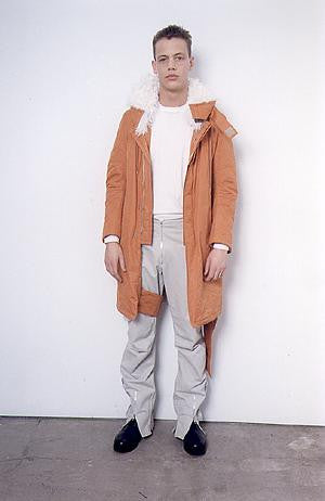 1999 Bondage Trousers with Cargo Pockets and Zipper Details
