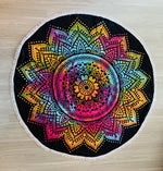 Flower Roundie Beyond Tapestry