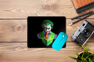 Joker Cartoon Printed Mouse Pad