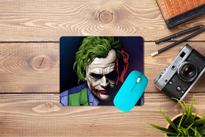 Joker Printed Mouse Pad