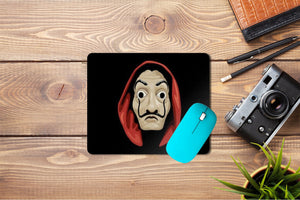 Money Heist Printed Mouse Pad