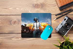 PUBG Printed Mouse Pad