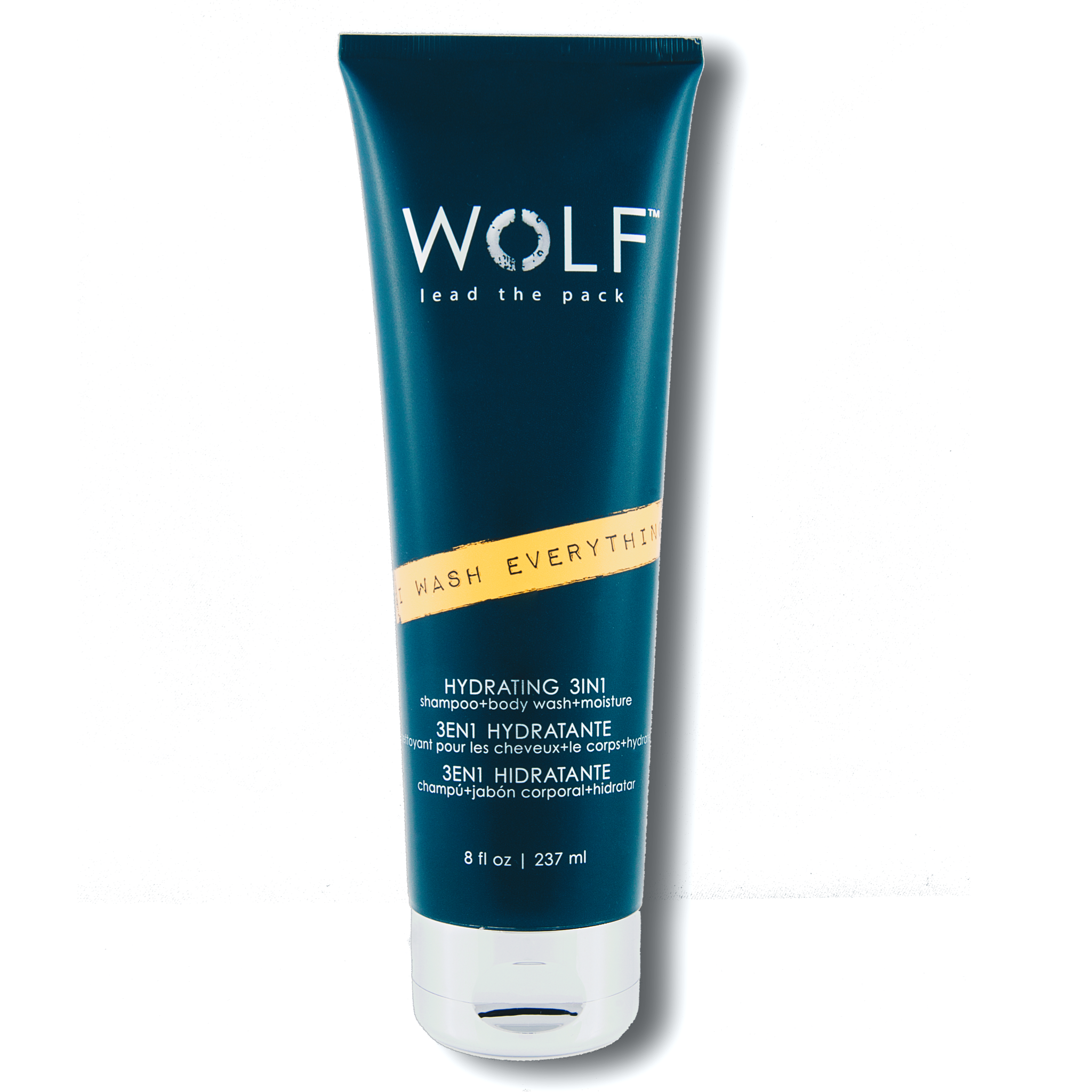 I WASH EVERYTHING Hydrating 3IN1, 8 fl oz - Wolf Grooming