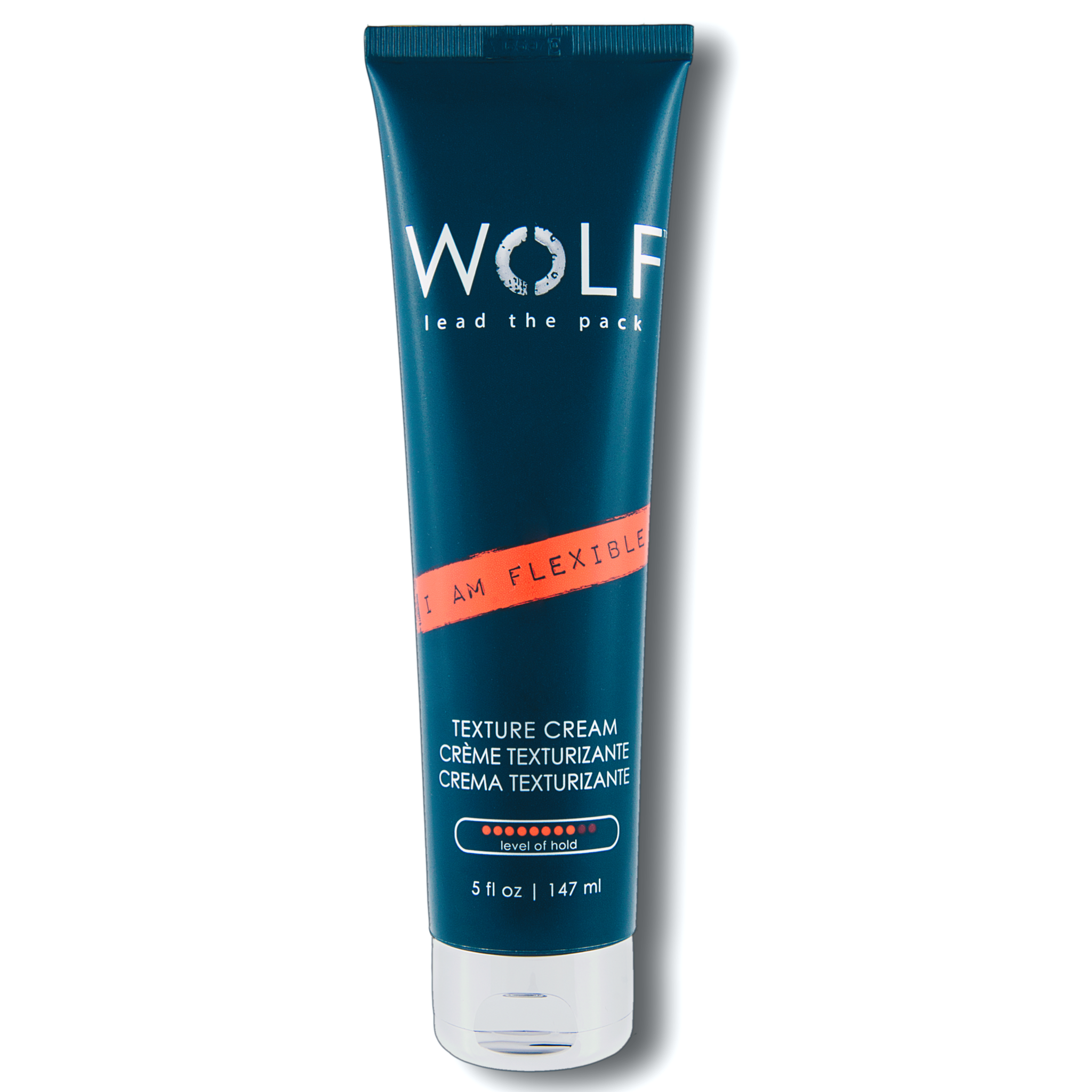 I AM FLEXIBLE Texture Cream, 5 fl oz - Wolf Grooming