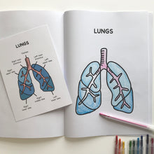 Load image into Gallery viewer, The Tiny Doctor's Colouring Book (A5)