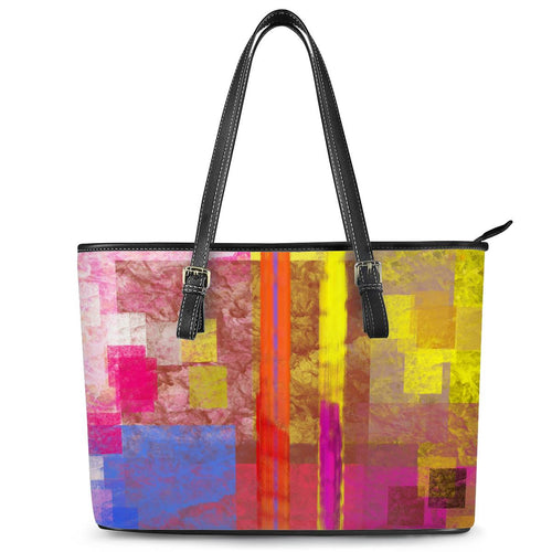 Everywhere Tote Leather Tote Bags