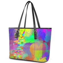 "Load image into Gallery viewer, ""Frequency"" Tote Bag"