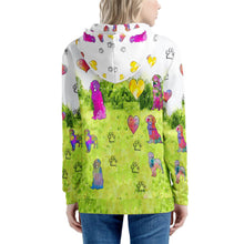 Load image into Gallery viewer, Golden Retriever Hoodie, green