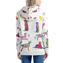 Load image into Gallery viewer, Labrador Retriever Hoodie, white