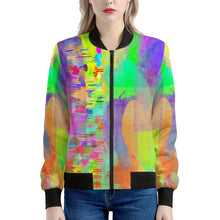 "Load image into Gallery viewer, ""Frequency"" Jacket"