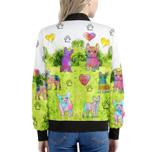 Load image into Gallery viewer, French Bulldog Jacket, Green