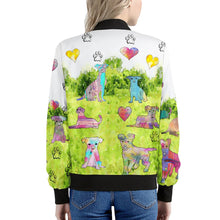 Load image into Gallery viewer, Mixed Breeds Jacket Green