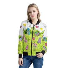 Load image into Gallery viewer, Bulldogs Jacket, green