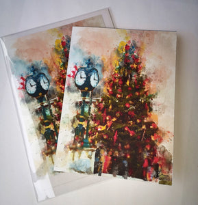 "Greeting Card ""Oakville Christmas"""