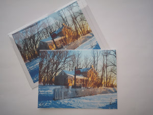 "Greeting Card ""Sovereign House"""