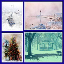 "Load image into Gallery viewer, Greeting Card Set ""Oakville"""