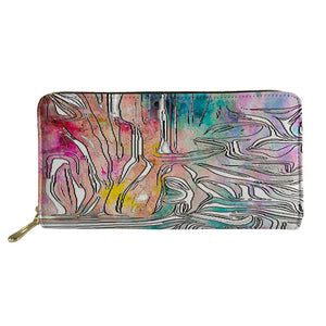 "SALE ""Tropical Afternoon"" Wallet"