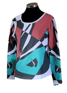 "SALE ""Christmas"" Long Sleeve Top"