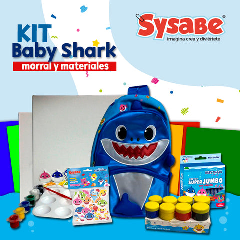 KIT BABY SHARK MORRAL