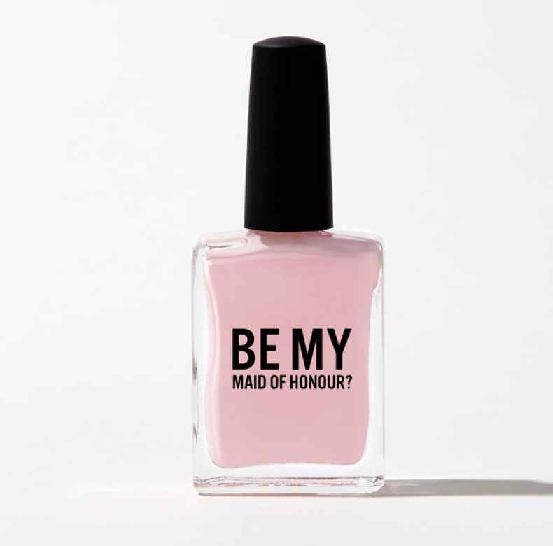 BEYSIS ' BE MY MAID OF HONOUR' - NUDE PINK