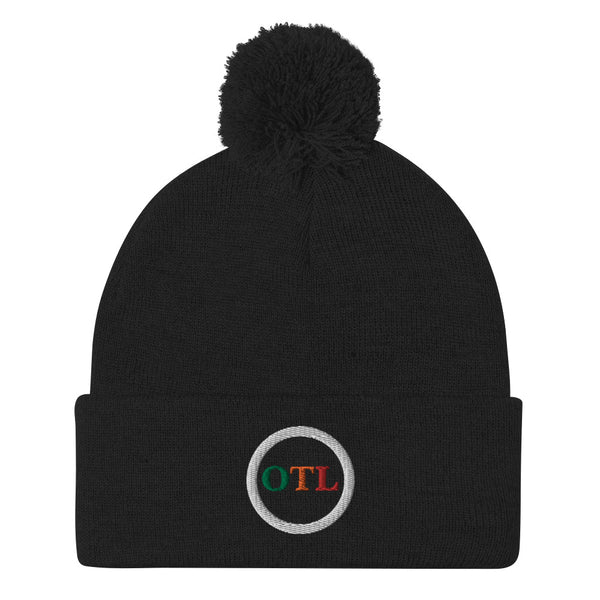 """On The Line"" Beanie"