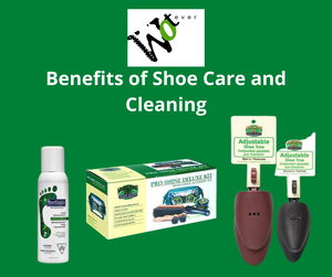 3 Benefits of Cleaning and Taking Care of Your Shoes