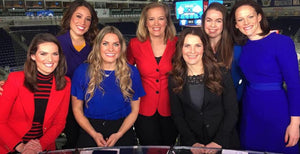 NHL Celebrates International Women's Day with an All Female Broadcast Crew