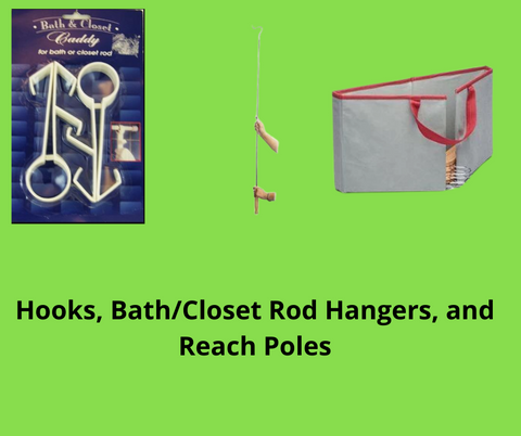 hangers and rich poles