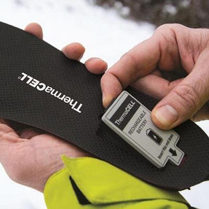 Thermacell, Proflex, Heated Insoles, 1 pair. Unisex