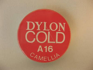 Dylon, Cold Water Dye, 10g tin, Camellia, #A16