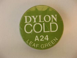 Dylon, Cold Water Dye, 10g tin, Leaf Green, #A24