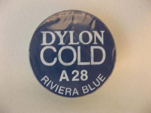 Dylon, Cold Water Dye, 10g tin, Riviera Blue, #A28