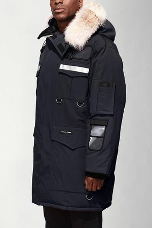 "Canada Goose, mens parka, ""Resolute""."