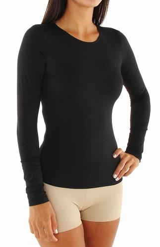 Elita thermals, microfibre long sleeve tops. Ladies.