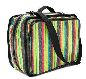 Vivace crafter's tote. Assorted colours & patterns. (#3025587)