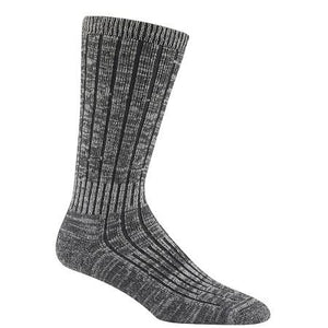 Wigwam Unisex Merino Silk Hiker Sock in Charcoal