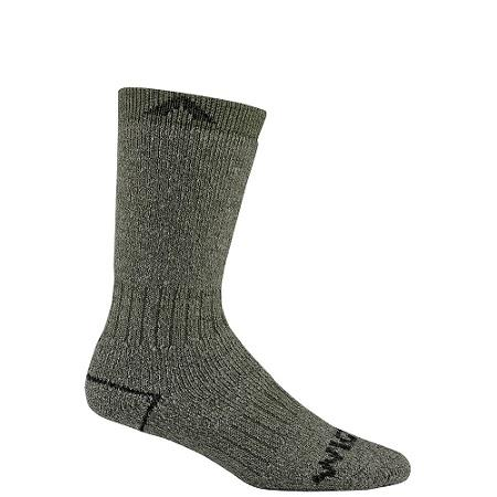 Wigwam Unisex 40 Below II Sock in Olive