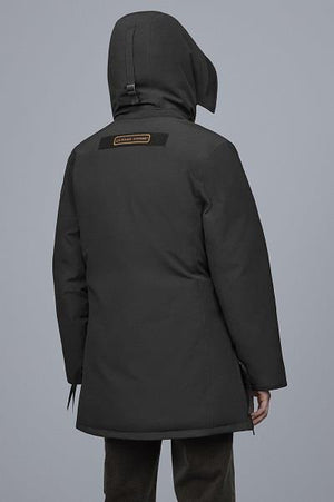 Canada Goose Ladies Dawson Parka in Graphite
