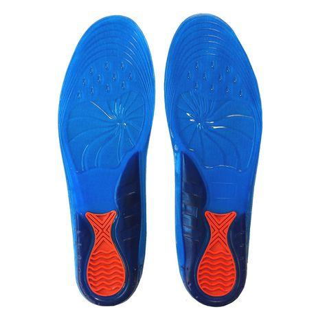 2 pairs, Massaging-Gel Insoles. 4-10. Ladies