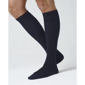 Bleuforet Men's Merino Over-the-Calf Socks in Marine