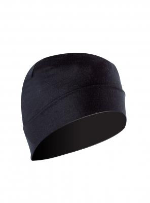 Stanfield's Lightweight Merino Wool Base Layer Toque, Black, One Size