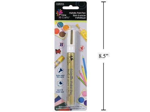 Time 4 Crafts Gold Metallic Paint Marker