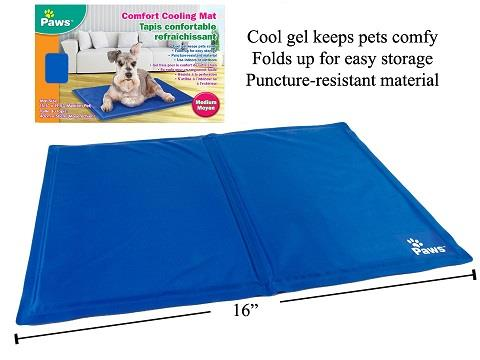 Paws Pet Comfort Cooling Mat