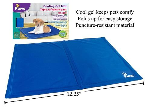 Paws Pet Cooling Gel Mat