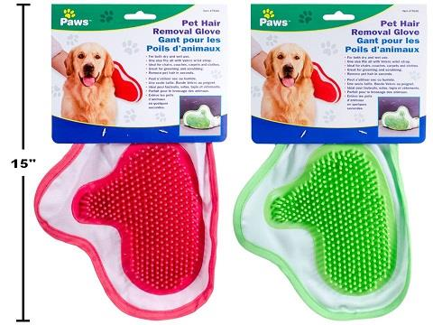 Paws Pet Hair Removal Glove
