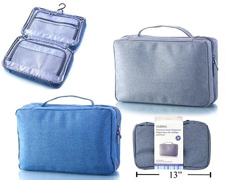 Global Zippered Organizer