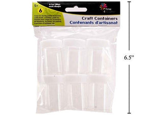 Time4Crafts Container 6 pack