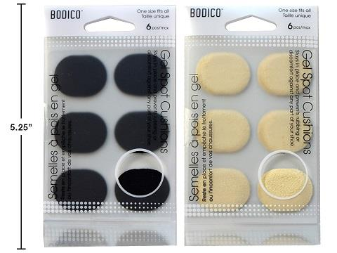 Bodico Gel Spot Cushion Insole