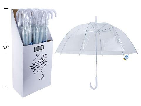 Rain Guard Bubble Umbrella