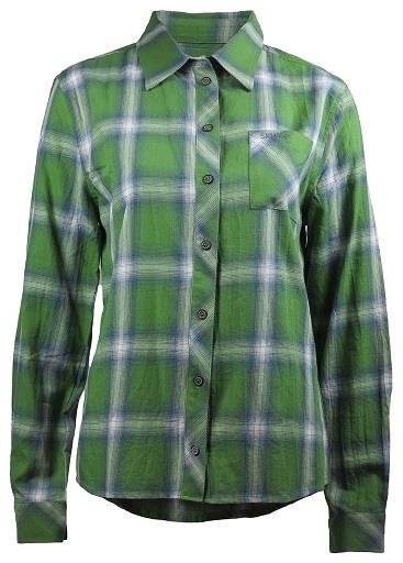 Skhoop Maya Shirt in Green Tea